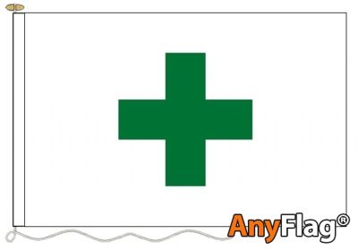 - GREEN CROSS ANYFLAG RANGE - VARIOUS SIZES